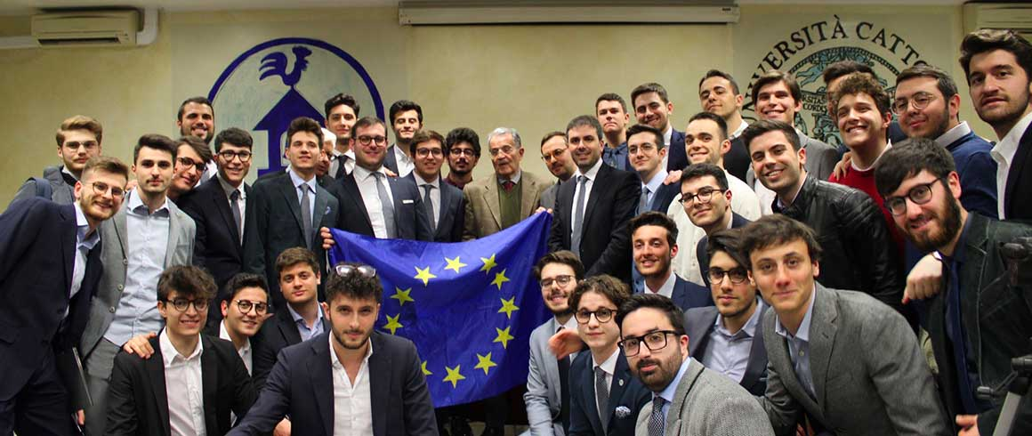 L'Europa va in collegio