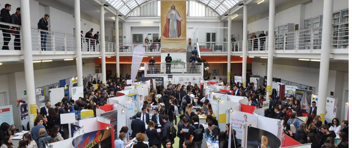 Career Day, Piacenza fa 19