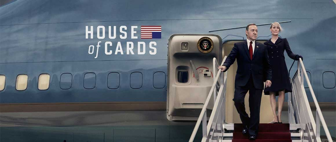 House of Cards, politica allo specchio