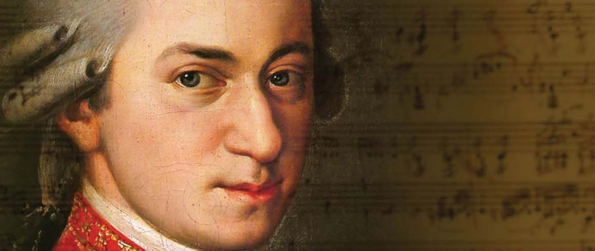 Note d'inchiostro, Mozart in Aula magna