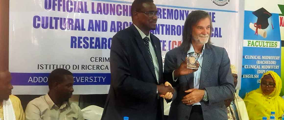 Somalia, accordo con la Addoun University